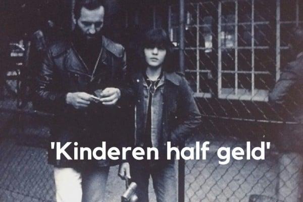 'Kinderen half geld'